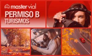 Permiso B - Intensivo de Teórica @ Master Vial Delicias
